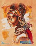African Tribeswoman 27