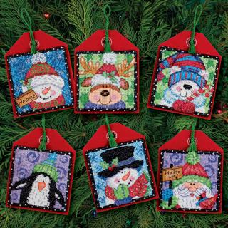 Christmas Pals Ornaments