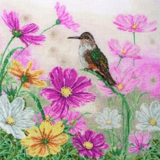 Bird And Floral
