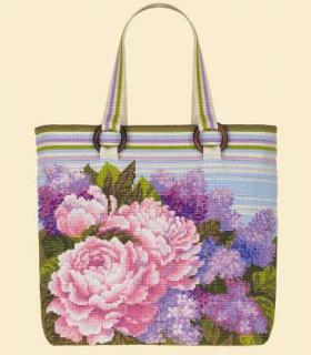 Bag  Summer bouquett