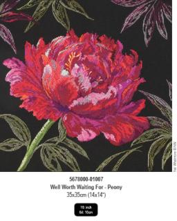 Well Worth Waiting For-Peony